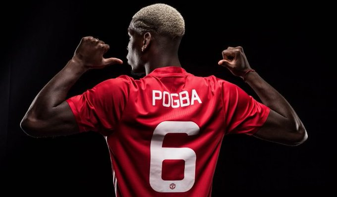 Happy birthday to the most expensive footballer in history.  Paul Pogba turns 24 today.