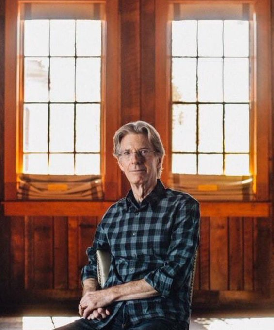 Happy 77th birthday to the incomparable Phil Lesh!