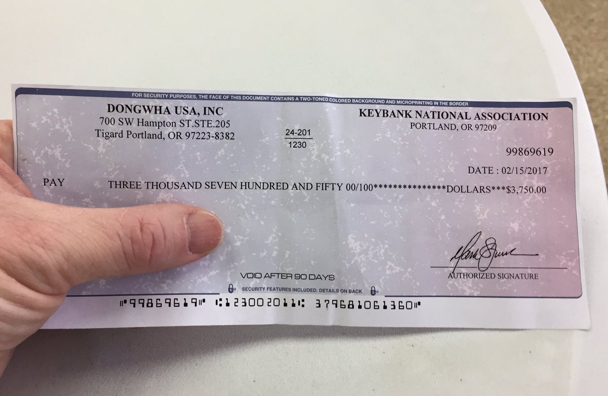 Sweepstakes winners scam