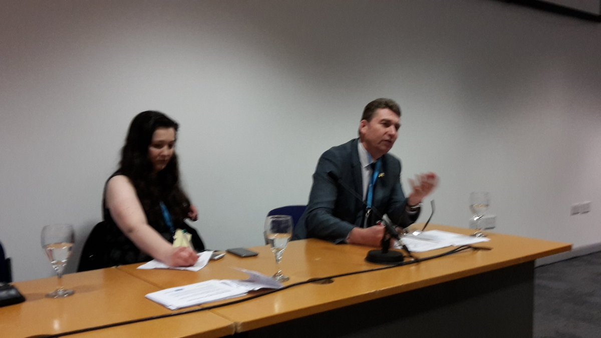 rnib scotland on employment assessments and the cost of brian whittle msp speaking at fringe