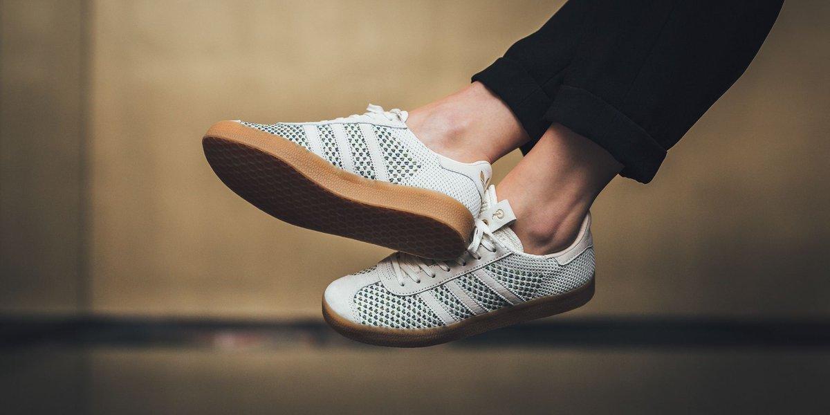 BUY Sneaker Politics X Adidas Consortium Gazelle Primeknit