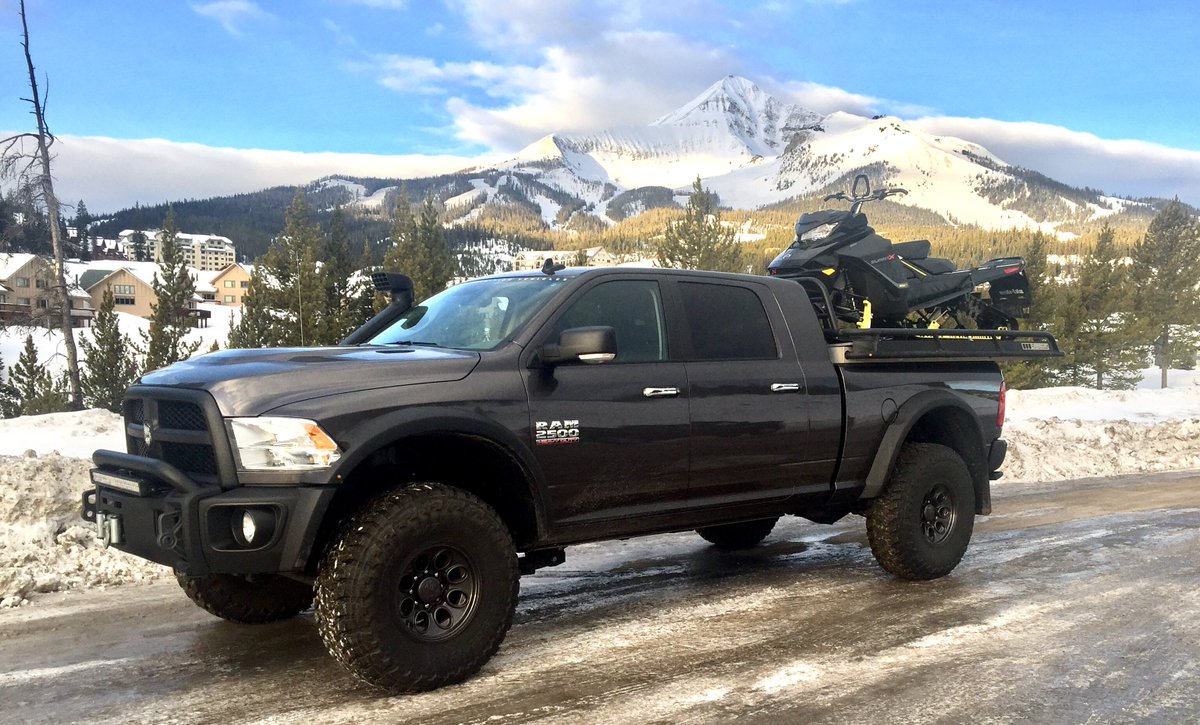 """AEV Conversions on Twitter: """"Prospector XL loaded up and ..."""