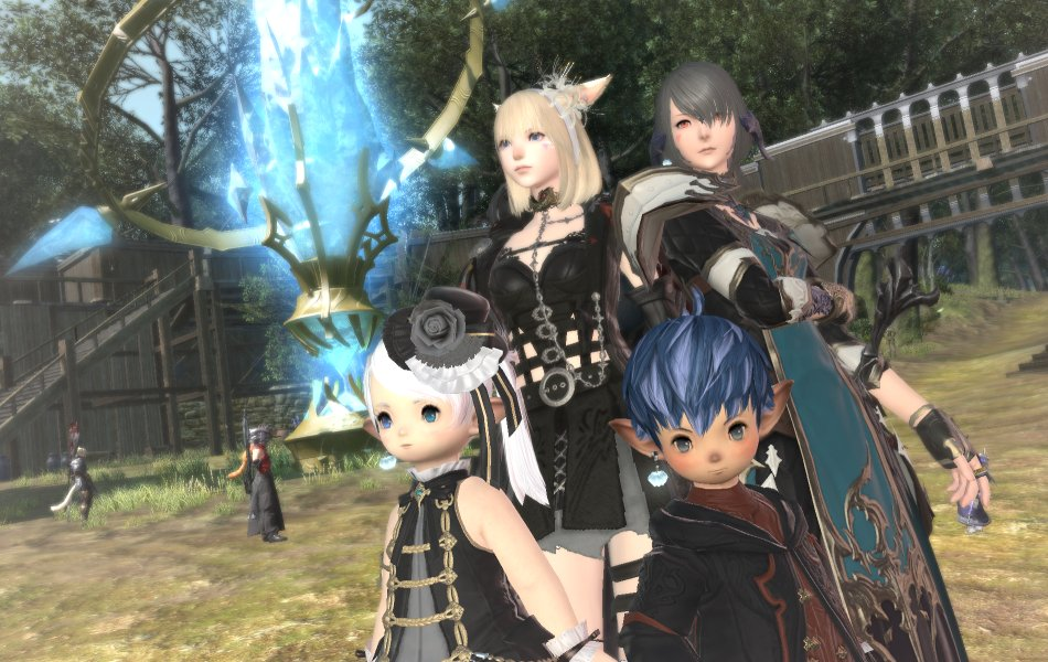 how to get a chocobo in ff14