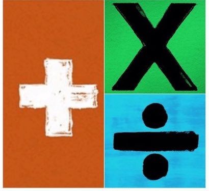 Marenah On Twitter Whats Ed Sheeran Going To Name His Albums When