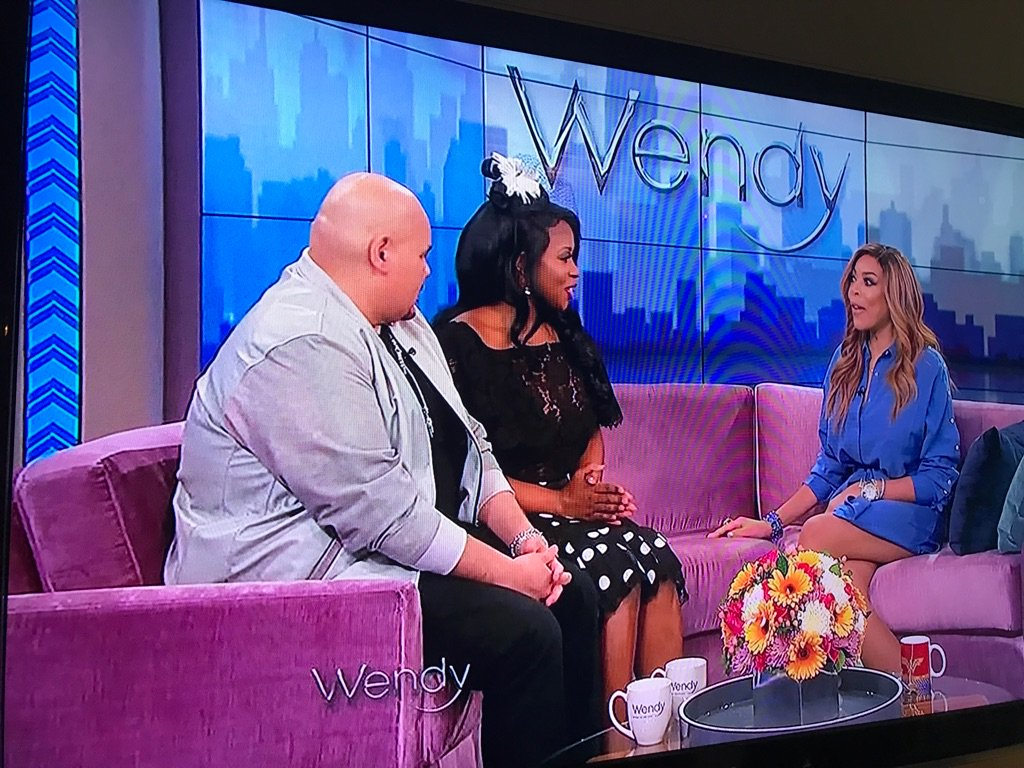 Remy Ma is rocking funeral attire on Wendy!