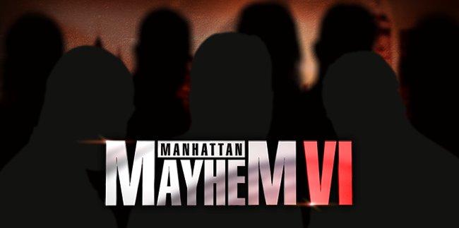 Resultado de imagen para roh manhattan mayhem 2017