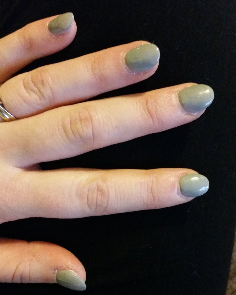 Finally got my nails done again  my obsession with grey continues #ivynails #nails #lucywilliamspic.twitter.com/JEtnfz7cJl