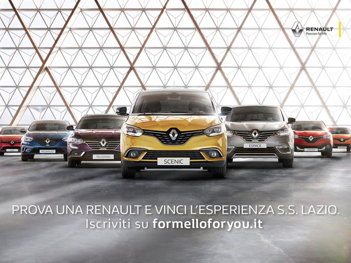 SSLazio On Twitter Insieme A Renaultitalia Formello Per Te Tco HnUZcW4wLr CrBBS7RcbC