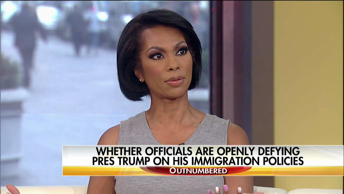 .@HARRISFAULKNER: 'Being here illegally means you've already broken the law.' #Outnumbered