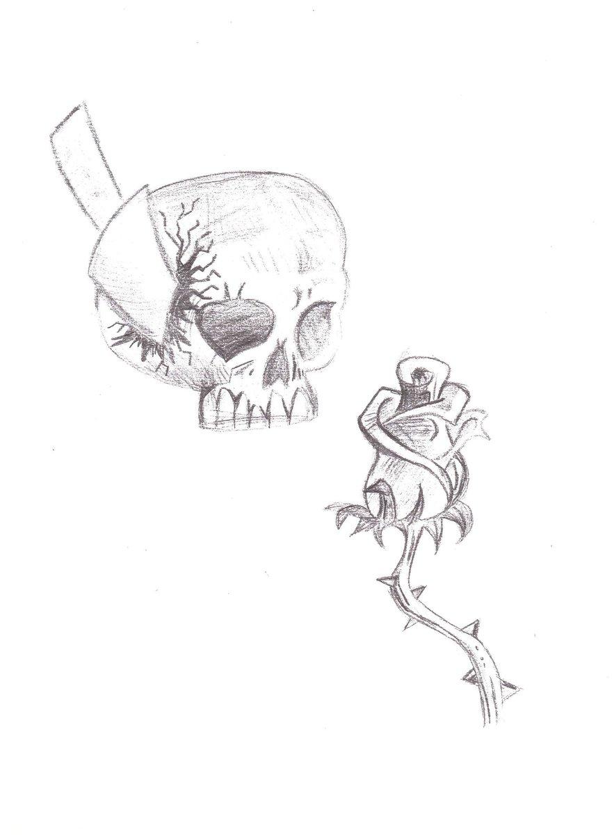 Tina On Twitter Rose Kunst Art Drawing Bleistift Dornen