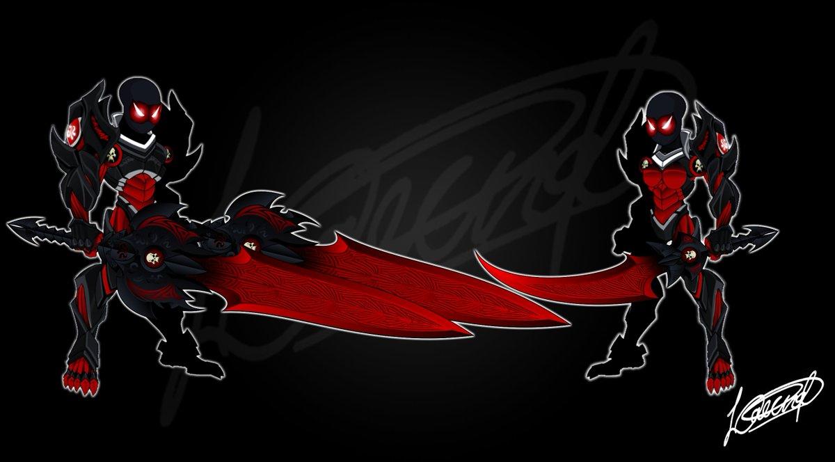 aqw oblivion blade of nulgath