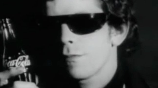Belated happy birthday to the late, great Lou Reed.