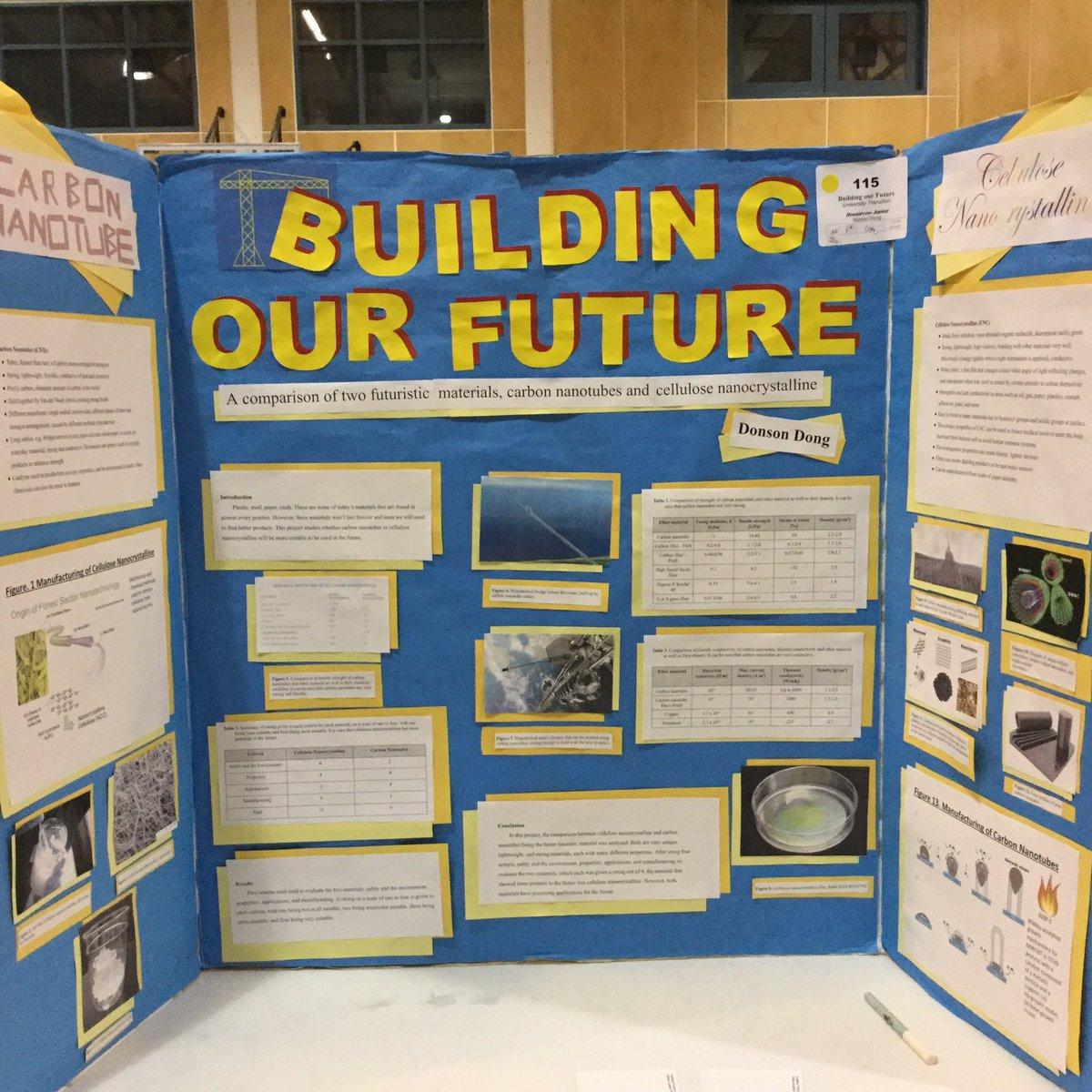Audrey Van Alstyne On Twitter Amazing Vsb39 Science Fair