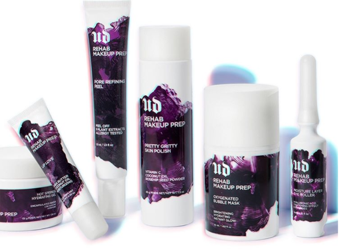 Urban Decay's First Skin-Care Line Is Like Makeup Rehab for Your Face