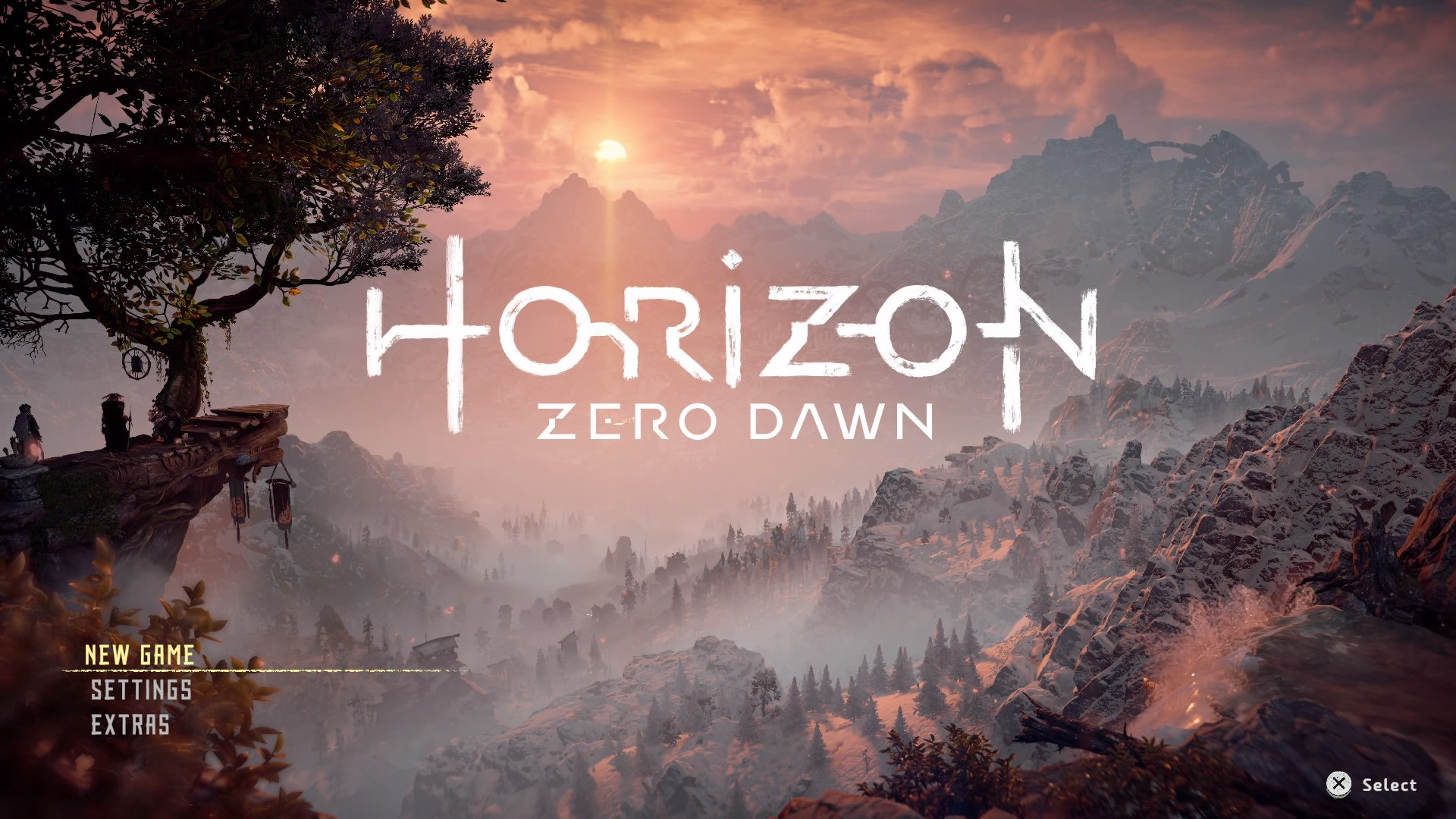And so it begins... #HorizonZeroDawn #PS4share https://t.co/kp8rYk6jIj