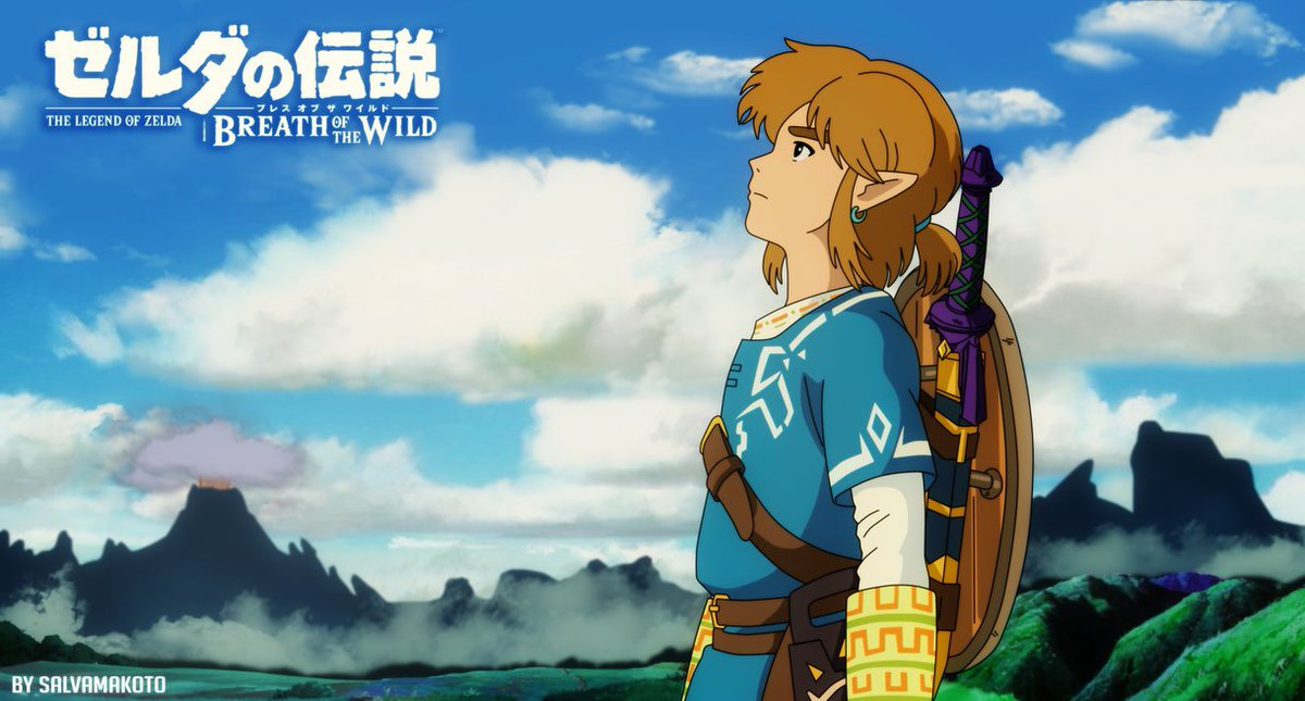 ZELDA BREATH OF THE WILD - TOPIC OFFICIEL - Page 18 C6D7KcXWgAETB_p