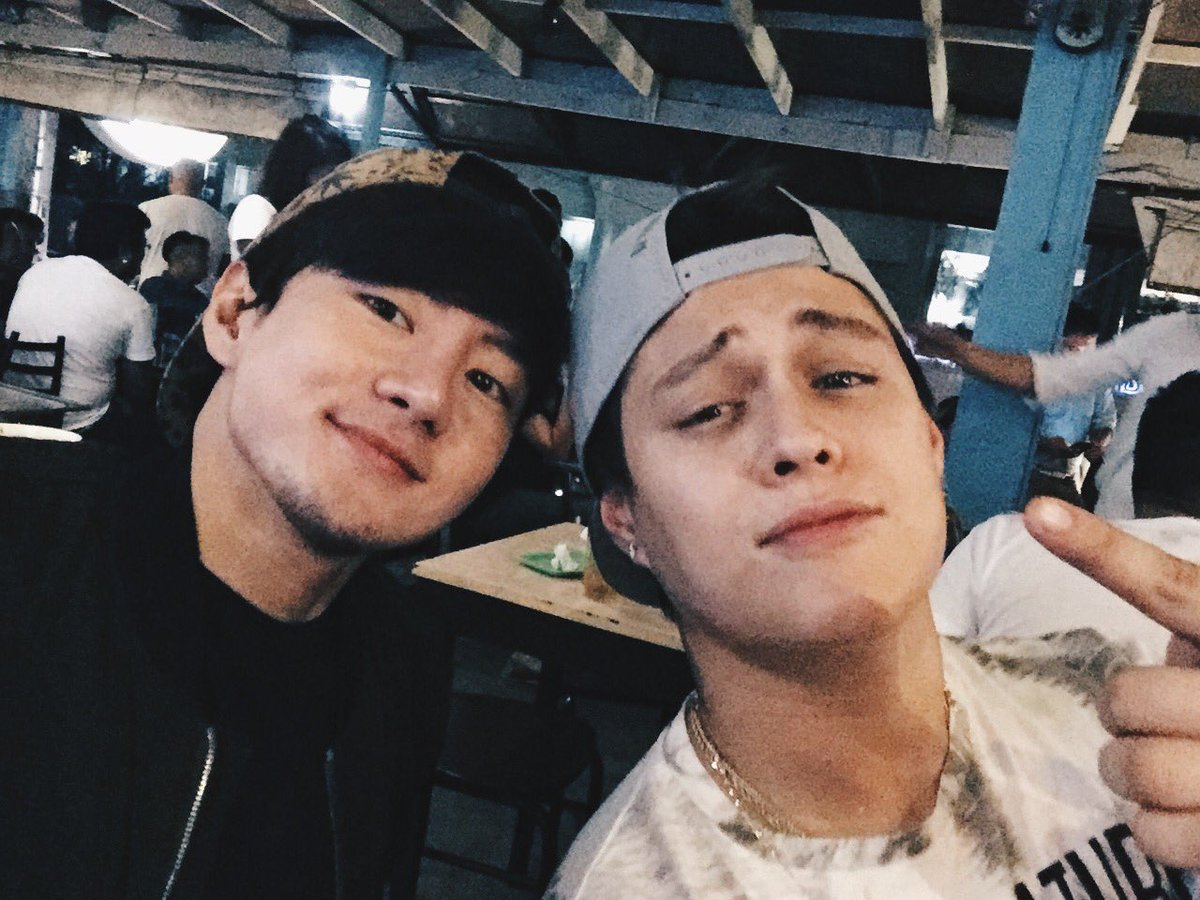 Congrats, brotha @itsenriquegil! It was great working with you. Keep staying real, homie. #MyExAndWhys https://t.co/Ut7XnVaxZj