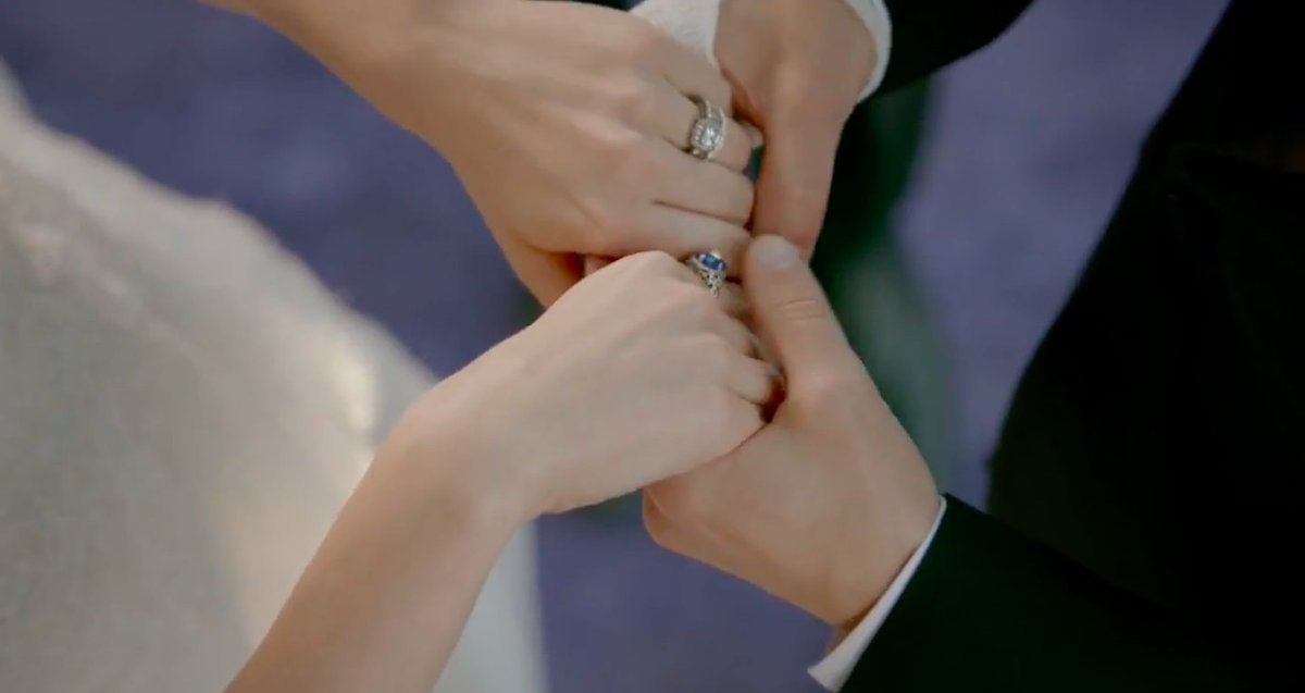 kinsey on Twitter With this ring I thee wed Steroline https