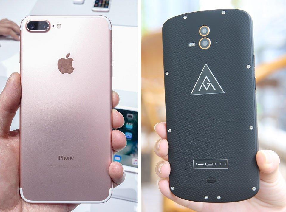 айфон с 2 камерами зеркальные фотоаппараты
