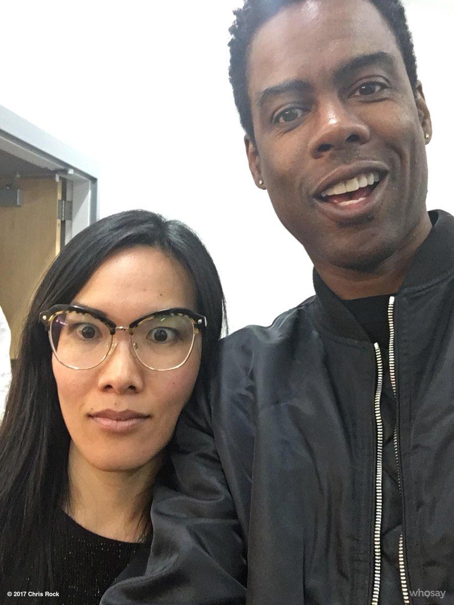 "Chris Rock on Twitter: ""Tonight's special guest Ali Wong whats up Denver. https://t.co/urgl9bSvMn"""