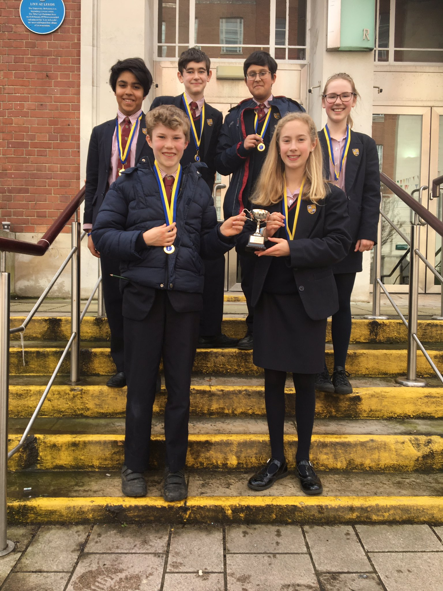 Congratulations BGS Maths Team ! Gold medal winners ! @BradfordGrammar https://t.co/CGsm38N1GI