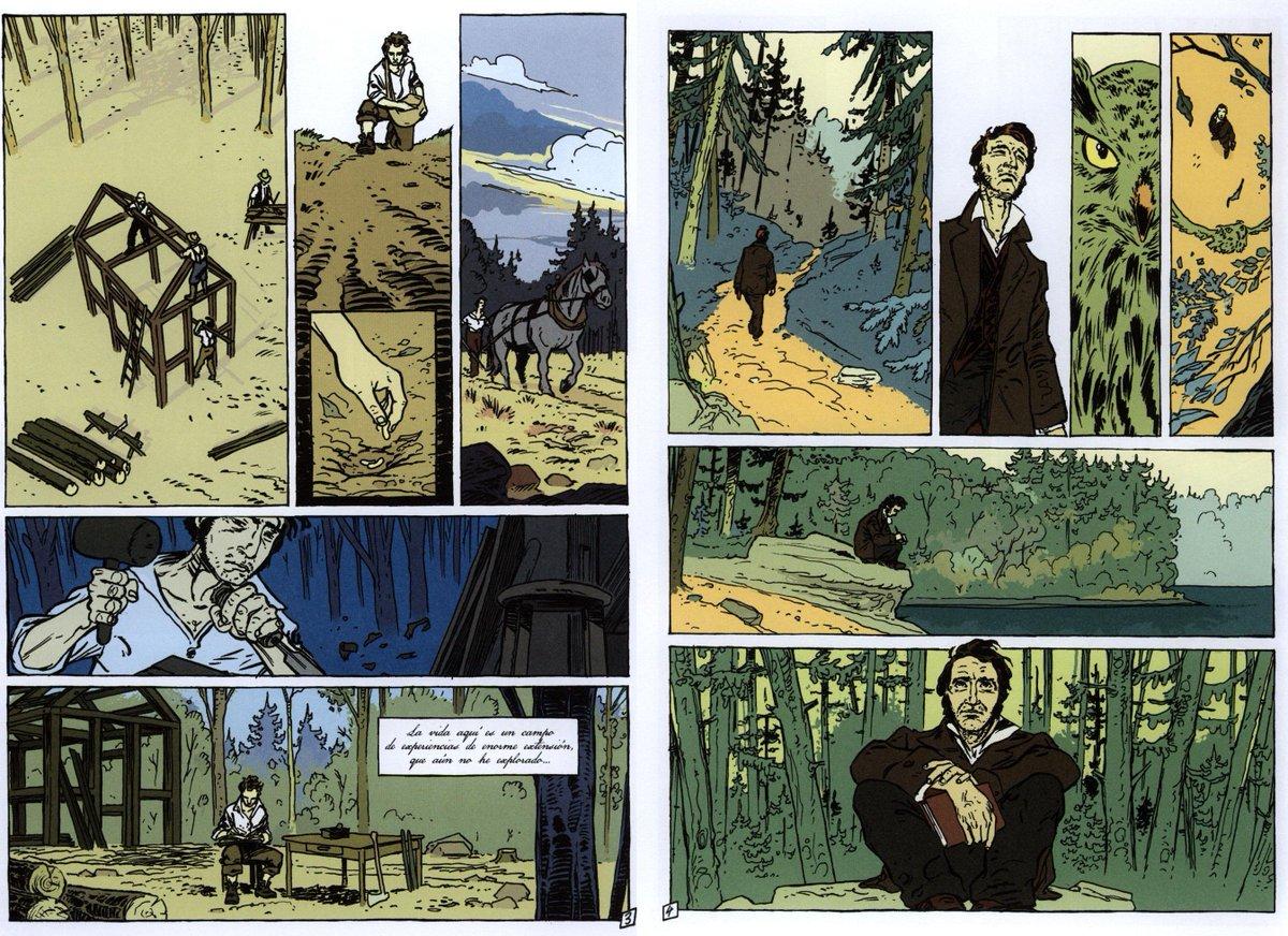 Tras la senda de Thoreau: libros, ensayos, documentales etc de vida salvaje y naturaleza. C6E8n2MXQAEREFD