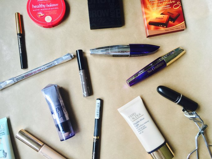 What's In My Current Makeup Bag