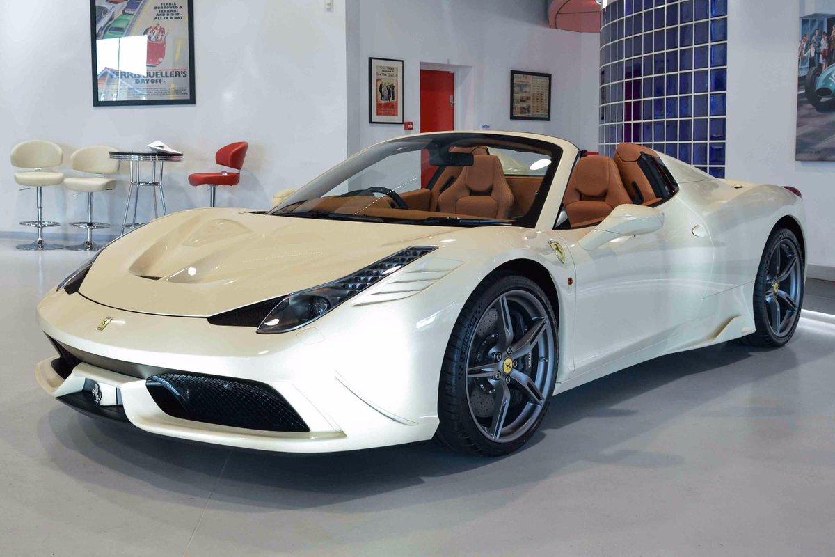 10 Ferrari usate più popolari d'Europa, su tutte la Ferrari 458