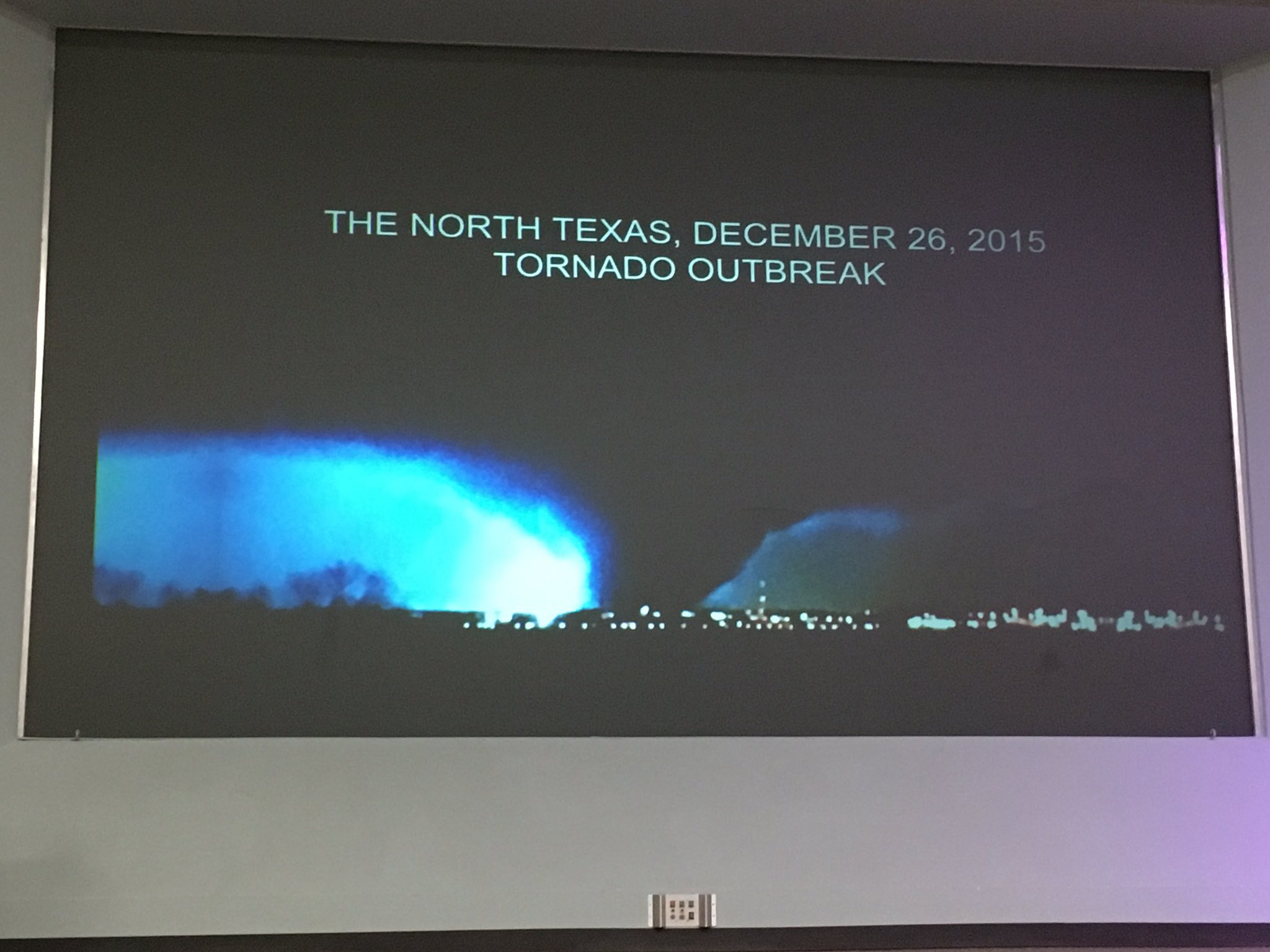 Looking forward to the first talk this morning at #TXWX2017 https://t.co/OIVgEVnrt6