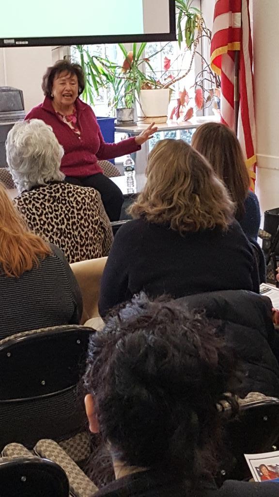 Westchester East-Putnam Region PTA  advocacy breakfast with Congress women Nita Lower @NYSPTA https://t.co/B9H2fKQfLS