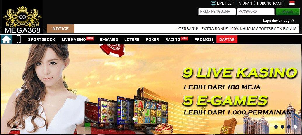 Kangen Seo On Twitter Qqmega368 Agen Judi Bola Dan Casino Online Uang Asli Indonesia Terpercaya Https T Co Svt0hqo5ul