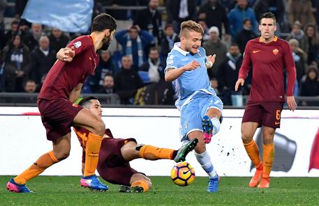 ROMA LAZIO Video Streaming Gratis Rai Play, ritorno Semifinale Coppa Italia