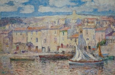 #ArtSaturday Anna Boch Impressionists faced harsh opposition & criticism from traditional artists https://t.co/ib24AEeJ50