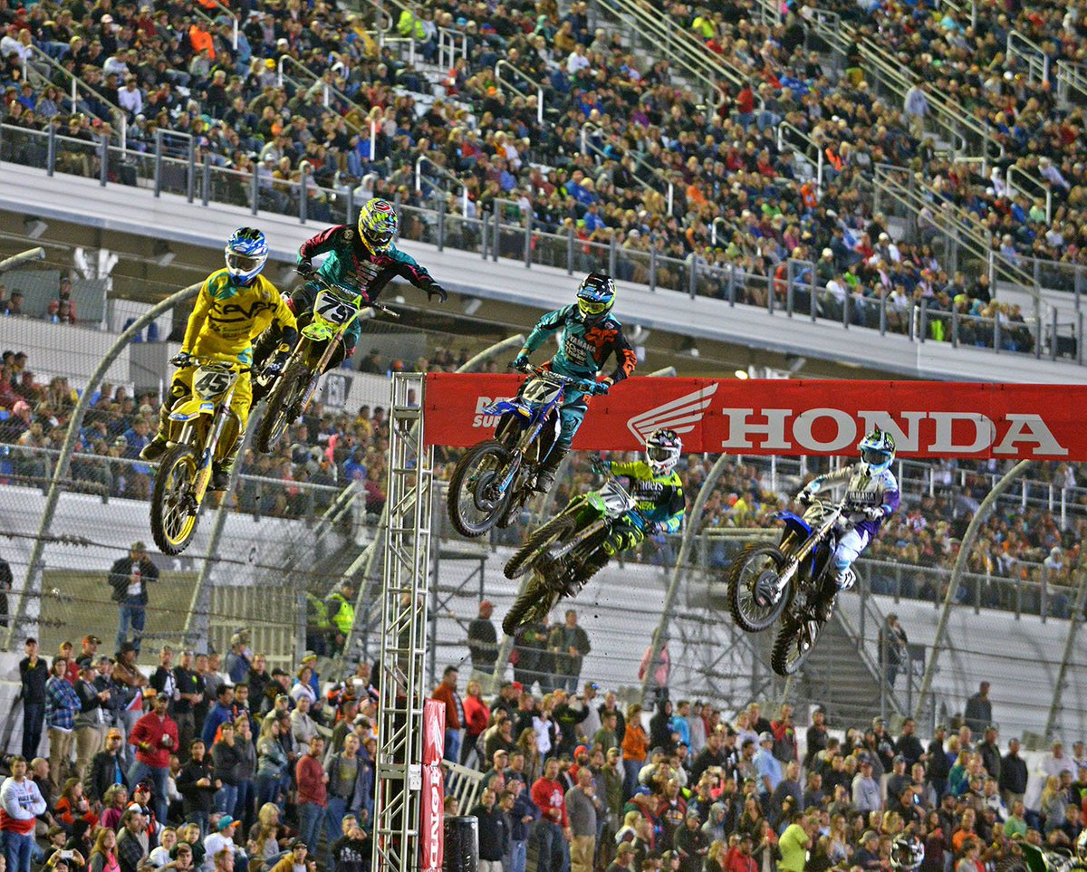 We're down to only 1 week until the high-flying action of #DAYTONASX is back!