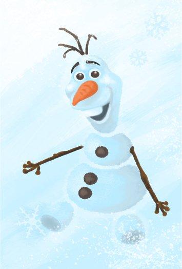 コノマルスー בטוויטר アナ雪初めて観ましたなるほどオラフ可愛い