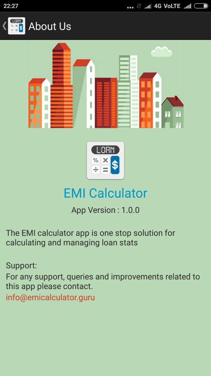 Emi Calculator Guru Emi Calculator Twitter