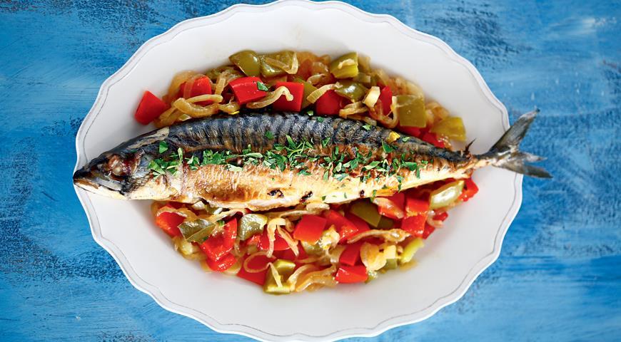 Рыба под маринадом рецепт видео