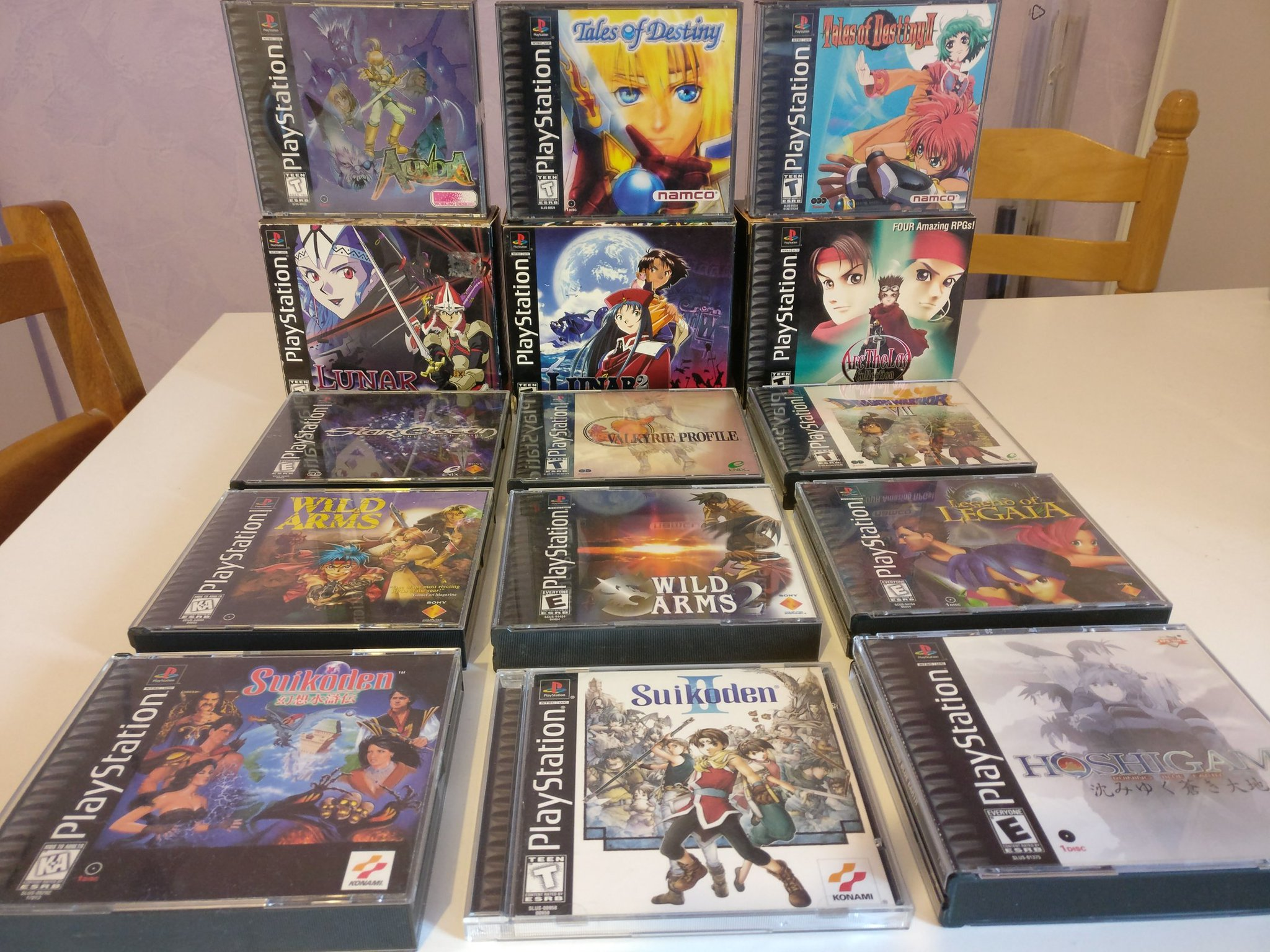 RPG Playstation 1