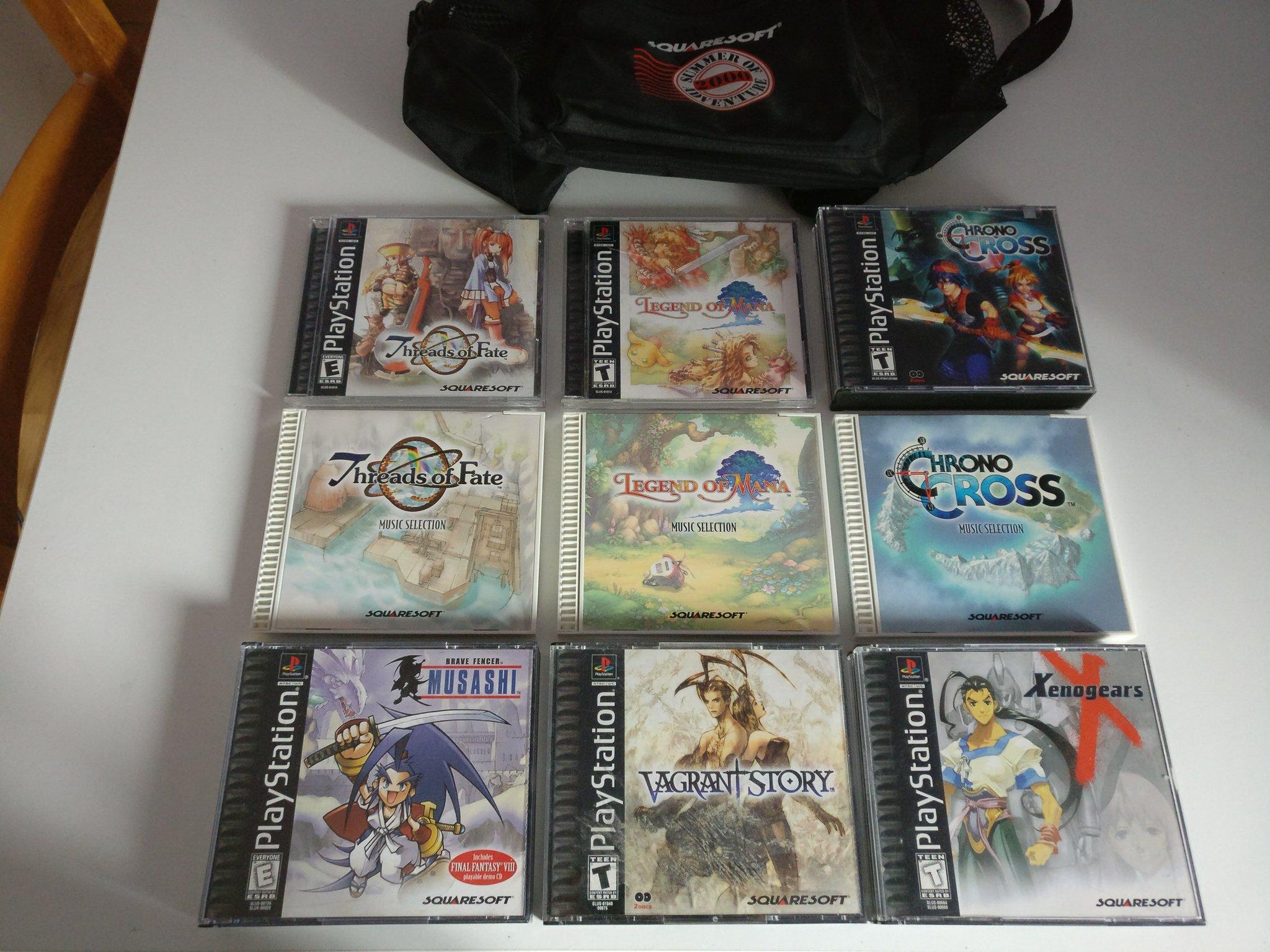 RPG Playstation