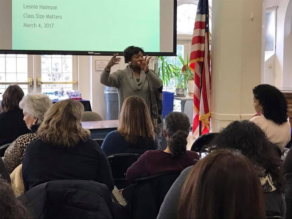 A huge thanks to @AndreaSCousins for her work and joining parents, Daniels and educators in Westchester East Putnam Region PTA! @NYSPTA https://t.co/e9DuRBAFFm