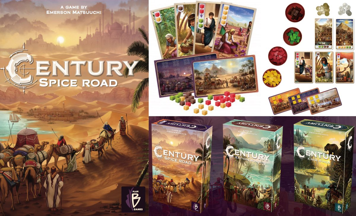 Image result for century spice road board game