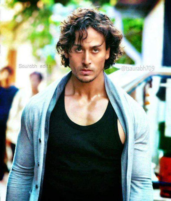 Wish you a very happy birthday Tiger Shroff