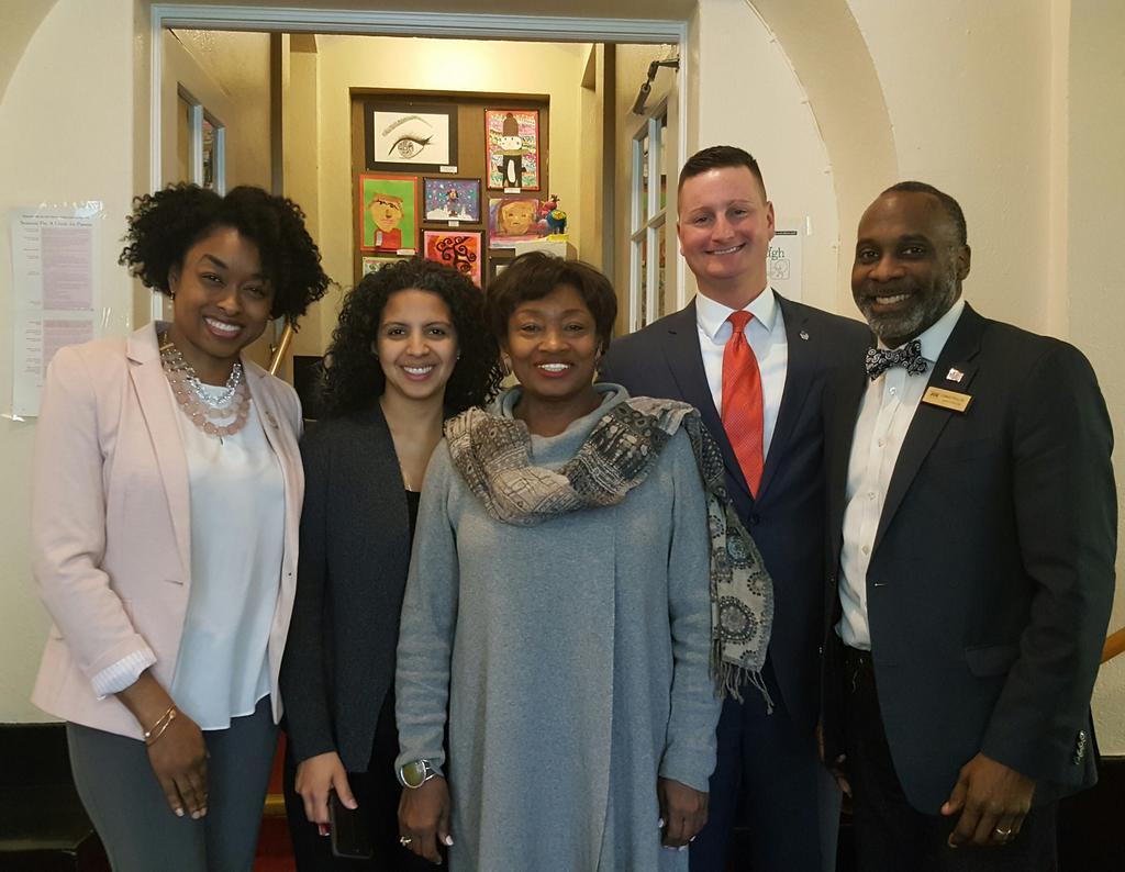 Westchester East-Putnam Region PTA  Advocacy Breakfast  With Andrea Stewart-Cousins  @NYSPTA https://t.co/xxbSs78VMZ