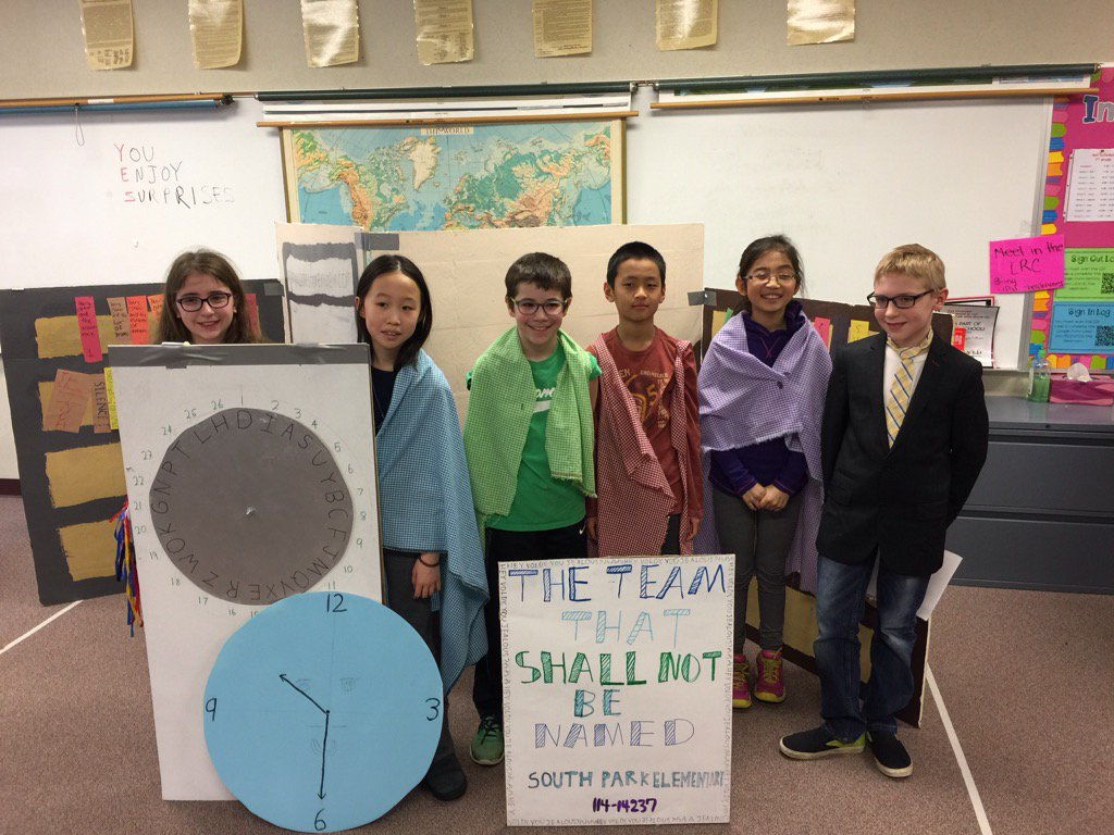 Awesome job at D I Tourney@109SouthPark Team Who Shall Not Be Named! Dr Sherman & Mrs Light were in the skit! #SP109 https://t.co/OBN2jHyQSb