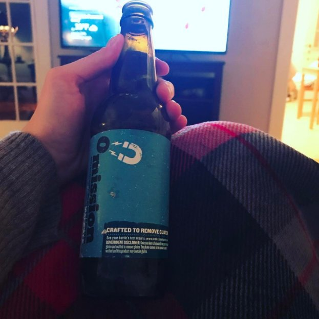 Let's cuddle up on the couch and crack open a cold one! Awesome #Omoment from Instagrammer jiwwkay. https://t.co/y07MEUNcPp