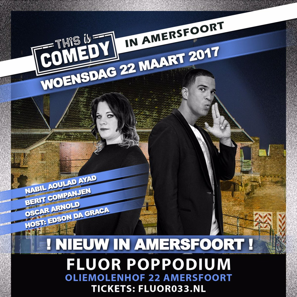 stand up comedy amersfoort