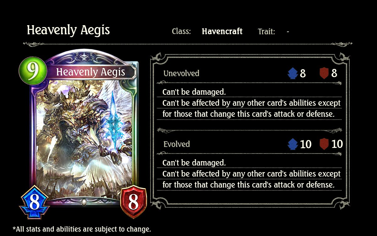 Image result for heavenly aegis