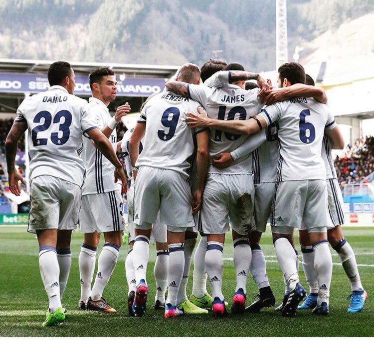 Gran juego en equipo, siempre unidos. https://t.co/HS8XrmHajn