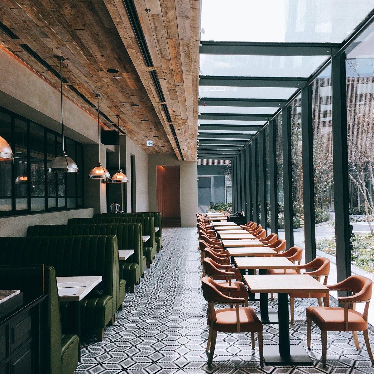名古屋ゲートタワー内のレストラン&バー「ゲートハウス」のカフェエリア!4月17日オープンです! https://t.co/D3QFDJV8CZ