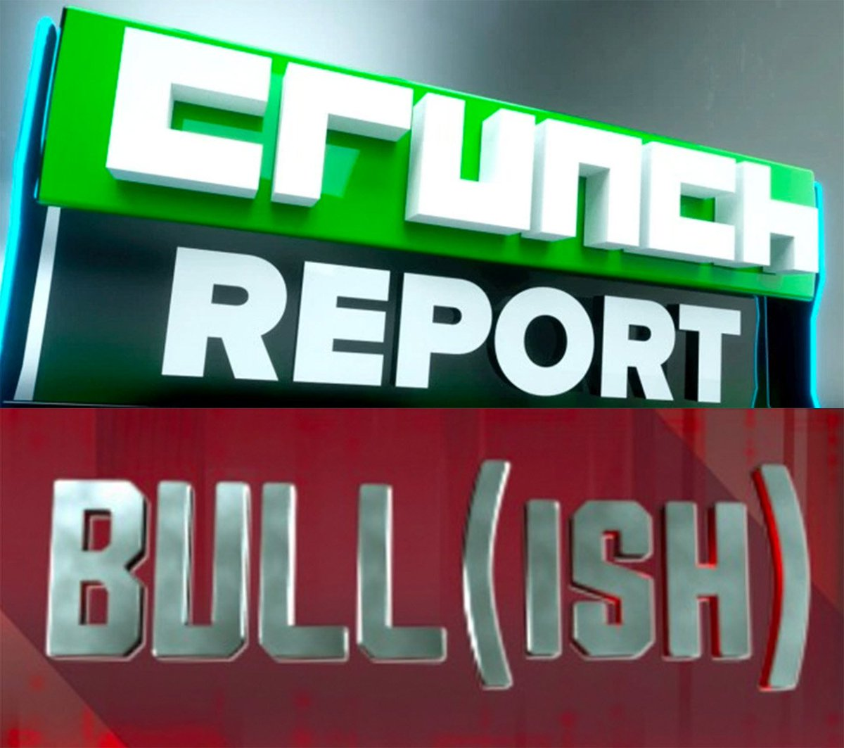 You can listen to Crunch Report and Bullish on iTunes